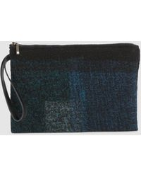 Eileen Fisher - Renew Felted Pouch - Lyst