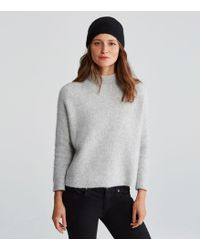 Eileen Fisher - Cashmere Silk Bliss Hat - Lyst