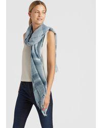 Eileen Fisher - Soft Wool Scarf - Lyst