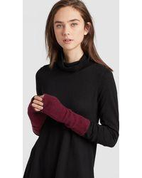 Eileen Fisher - Cashmere Silk Glovelettes - Lyst