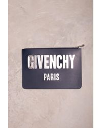 Givenchy - Iconic Prints Pouch Wallet - Lyst