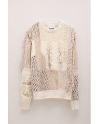 Koche - Fringed Sweater - Lyst
