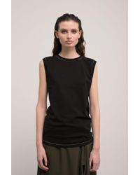 Helmut Lang | Washed Tank | Lyst