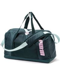 4e1ec157dd PUMA - At Duffle Sports Bag - Lyst