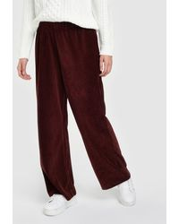 Green Coast - Cropped Corduroy Trousers - Lyst