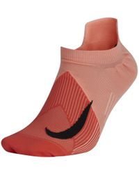 Nike - Elite Lightweight No-show Unisex Running Socks - Lyst