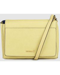 Pepe Moll - Wo Lime Crossbody Bag With Detachable Strap - Lyst