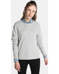 Green Coast - Oversized Ribbed Sweater - Lyst