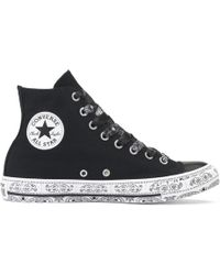 Converse - Chuck Taylor All Star Hi Miley Cyrus Casual Trainers - Lyst
