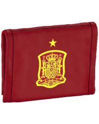 Adidas Originals   2016 Spanish National Football Team Wallet   Lyst