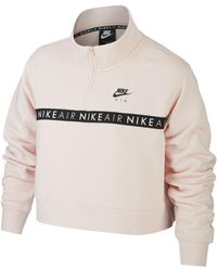 Nike - Air Plus Size Sweatshirt - Lyst