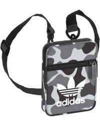 d92446ed44de Adidas Originals Lin Per Org Crossbody Bag in Blue for Men - Lyst