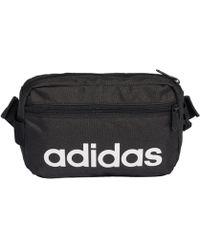 Lyst - adidas Mini Vintage Bag in Black for Men 1c634e677a