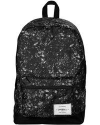 O'neill Sportswear - Oneill Bm Coastline Graphic Backpack - Lyst