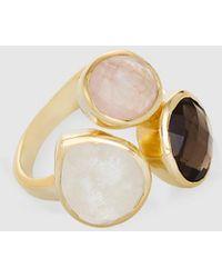 Gloria Ortiz - Multicoloured Quartz Ring - Lyst