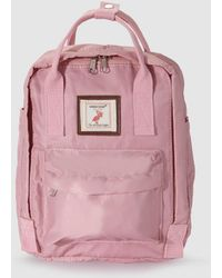 Green Coast - Small Pink Backpack - Lyst