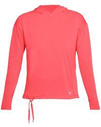 Under Armour - Threadborne Hoody T-shirt - Lyst