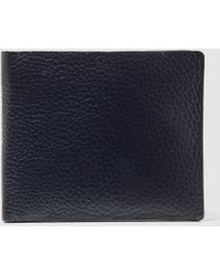 El Corte Inglés - Mens Black Wallet With Coin Pocket - Lyst