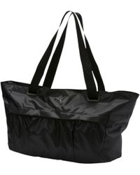 PUMA - At Workout Sports Bag - Lyst