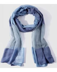 Caminatta - Ombré Blue Foulard - Lyst