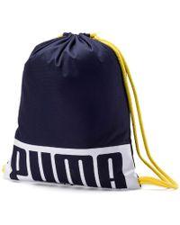 0308c2f12f Nike Allegiance Man City Gymsack Women's Bag In Blue in Blue for Men ...