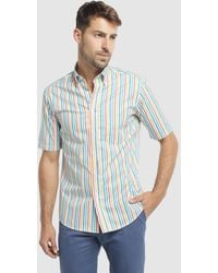 0bed015f Mirto Shirt in White for Men - Lyst
