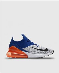 Nike - Air Max 270 Lx Flyknit Casual Trainers - Lyst