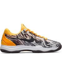 reputable site 9dc11 7b9d3 Nike - Zoom Cage 3 Clay Tennis paddle Tennis Shoes - Lyst