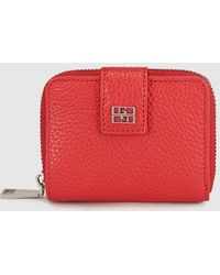 Gloria Ortiz - Alabama Red Leather Wallet - Lyst