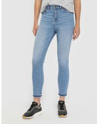 Green Coast - Cropped Skinny Jeans - Lyst