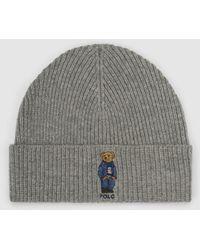 6cb0287b7dacf Lyst - Polo Ralph Lauren Reversible Chinoandtartan Bucket Hat in ...
