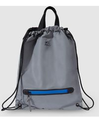 8024485e8f9e Lyst - Adidas By Stella Mccartney Run Convertible Backpack in Blue ...