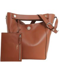 3.1 Phillip Lim - Dolly Large Leather Tote - Lyst