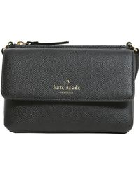 Kate Spade - Greene Street Karlee Leather Clutch - Lyst