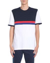 Tommy Hilfiger - Oversized Cotton Jersey T-shirt - Lyst