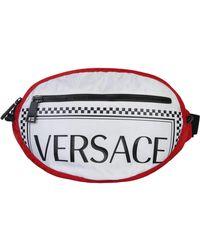 4561ae400cda Versace - Multi-pattern Belt Bag - Lyst