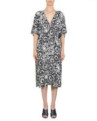 Tory Burch | Pomelo Floral Beach Dress | Lyst