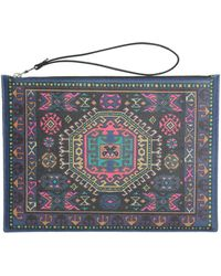 Etro - Carpet Jacquard Ipad Holder - Lyst