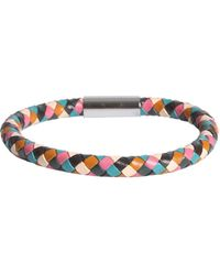 Paul Smith - Interlaced Bracelet - Lyst