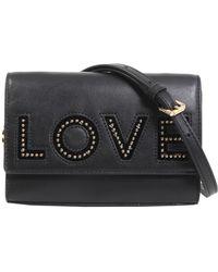 MICHAEL Michael Kors - Ruby Love Medium Leather Crossbody Bag - Lyst