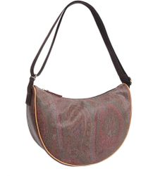 Etro - Paisley Printed Shoulder Bag With Internal Pouch - Lyst