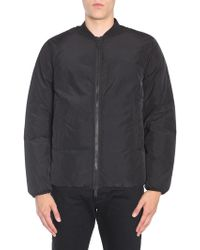 DSquared² - Padded Bomber Jacket With Icon Embroidery - Lyst