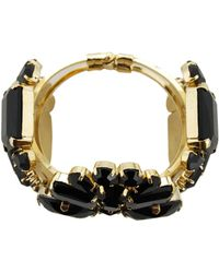 DSquared² - Swarovski Armlet With Spring Closure - Lyst