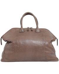 Zagliani - Tomodachi Croco Leather Bag - Lyst