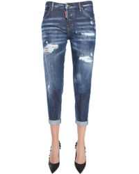 DSquared² - Hockney Fit Jeans - Lyst