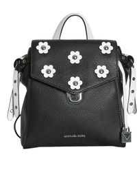 MICHAEL Michael Kors - Small Bristol Backpack In Textured Leatehr - Lyst