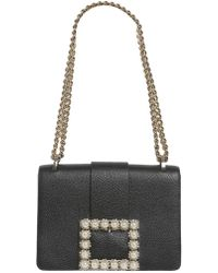 Kate Spade - Marci Shoulder Bag In Pebble Leather - Lyst