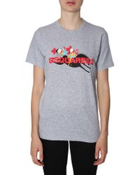 DSquared² - Rodeo Print T-shirt - Lyst