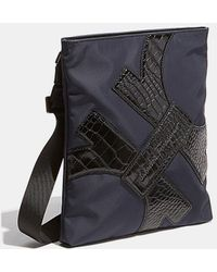 Ferragamo - Capsule Maxy Slim Nylon Crossbody Bag - Lyst fdf218266c8b3