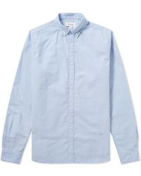 Soulland - Goldsmith Oxford Shirt - Lyst